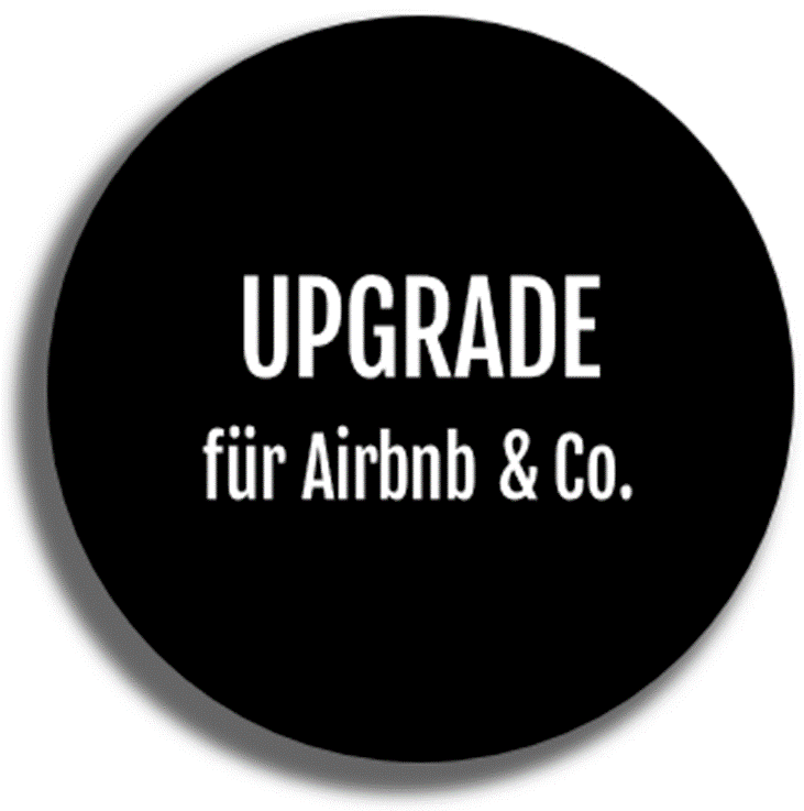 Upgrade für Airbnb & Co. by stay-here.ch